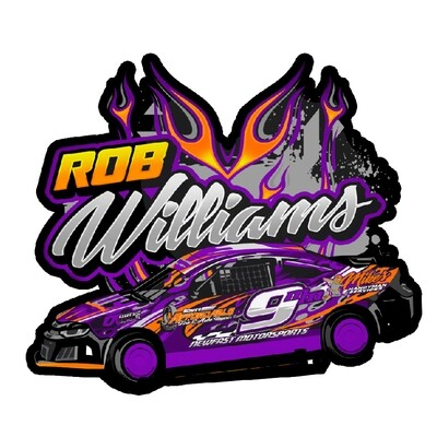 2020 Williams Racing Sticker
