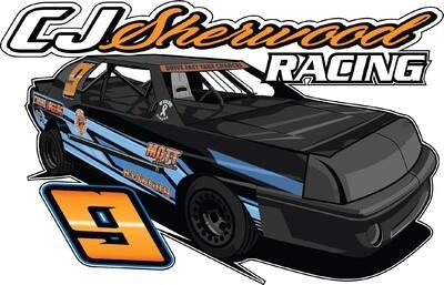 2020 Sherwood Racing Sticker