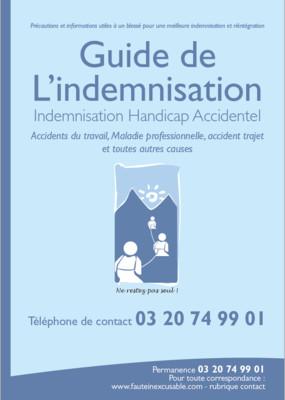 Guide de l'indemnisation - version papier (10 exemplaires)