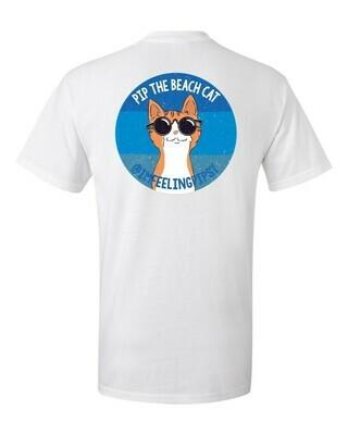 Blue Circle Pip Logo T-Shirt