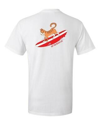 Pip on a Surfboard T-Shirt