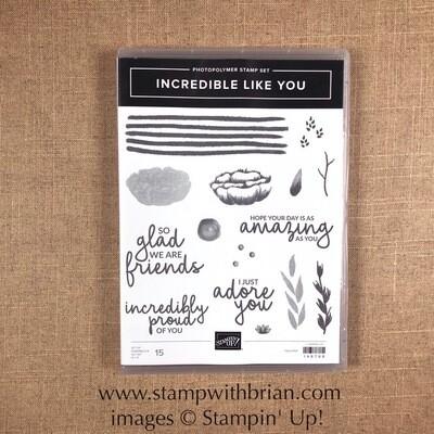 Incredible Like You Photopolymer Stamp Set