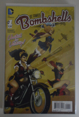 DC Bombshells #1-14