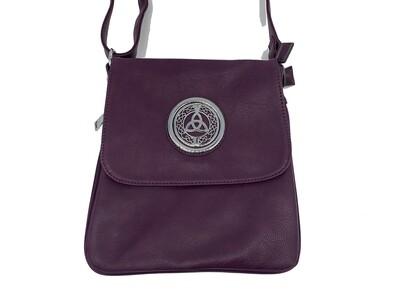 503 New Larger Zip Around purple