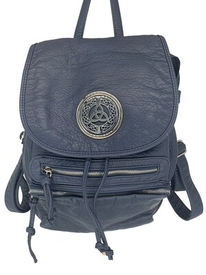 19296 Our Washed B Pack navy
