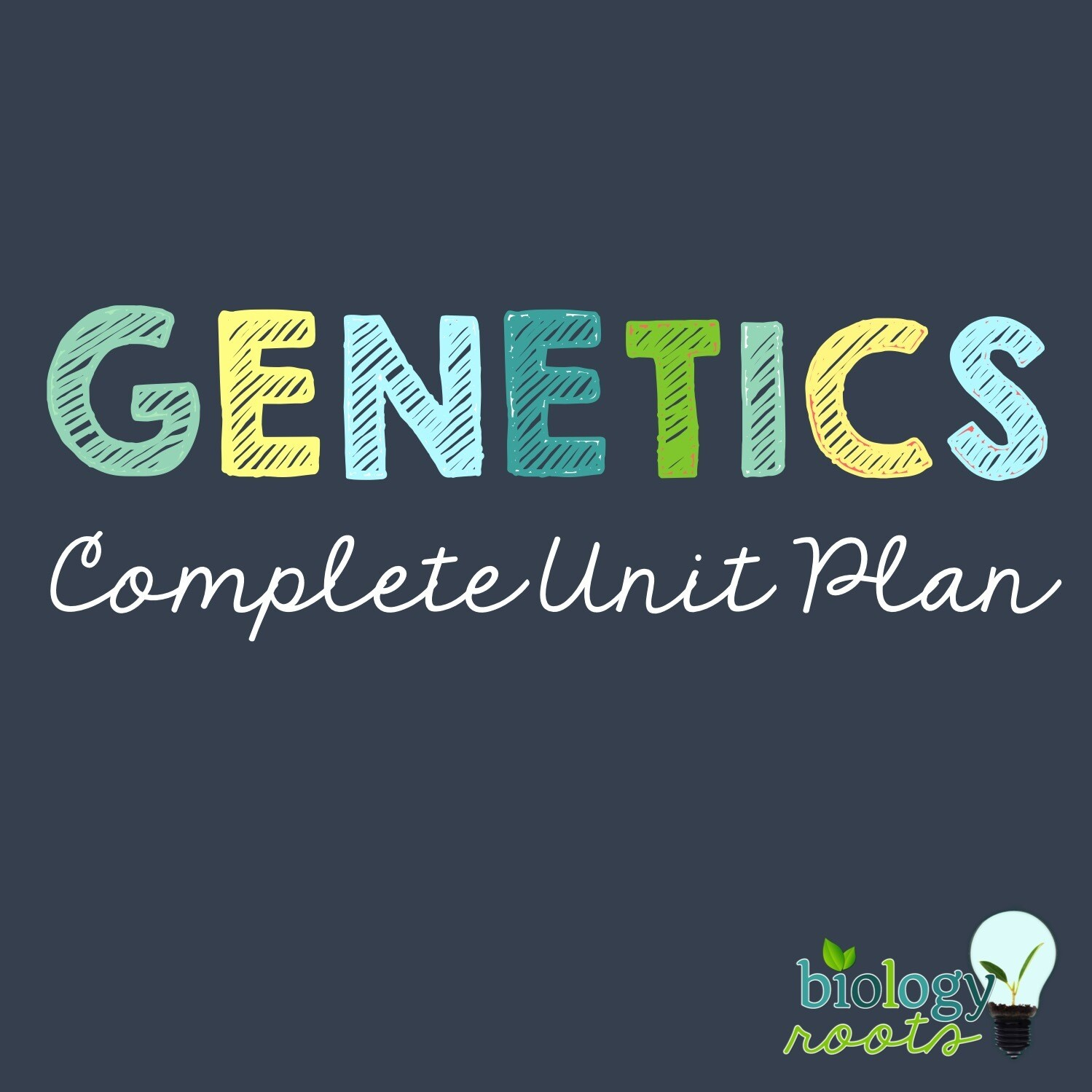 Genetics Unit Bundle (supports distance learning)