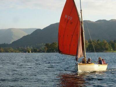 Sailing Tasters 1 hour