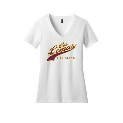 Ladies Vneck T-Shirt