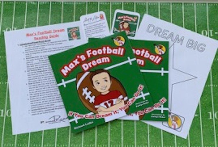 Max's Football Dream High School Team Program