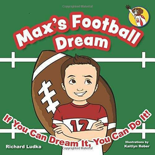 Max's Football Dream Softcover