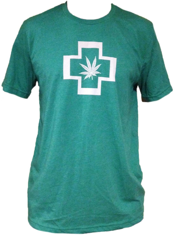 Green Cross Unisex T-shirt