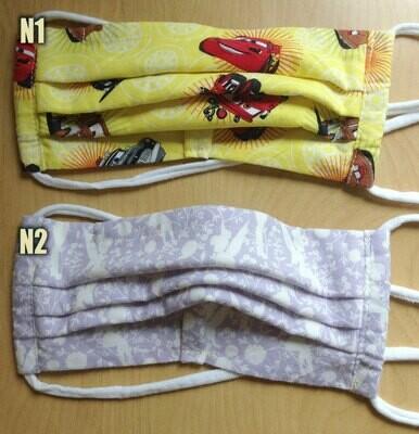 Fabric Face Masks - N