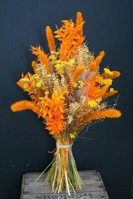 Trockenblumen Strauss | Safari Bouquet