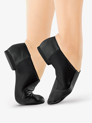 JZ43S So Danca Child Slip on Jazz Shoe