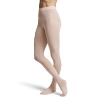 T0981G Bloch Child Footed Tights