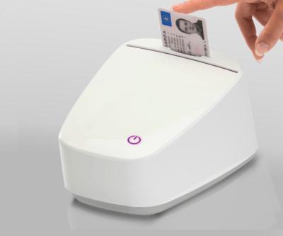 ID-documentscanner standalone AVD-5000 (Huur)