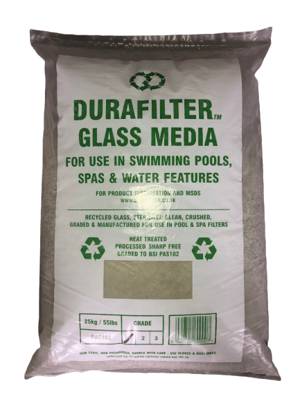 WINTER SALE! 1 TON of DURAFILTER 1.00-3.00mm  FREE UK DELIVERY INCLUDED