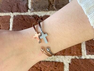 Sterling Twist Bracelets