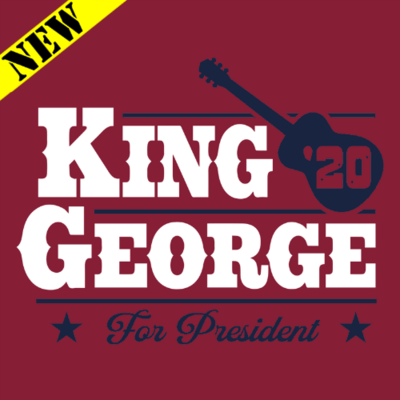T-Shirt - King George for President