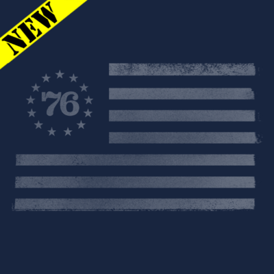 T-Shirt - 76 Ghost Flag