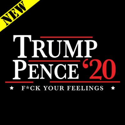 T-Shirt - Trump Pence 2020