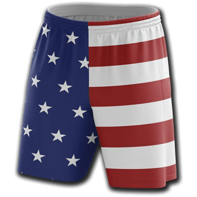 GH Shorts - Stars and Stripes