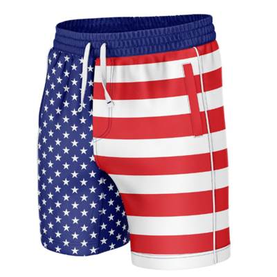 GH Swim Trunks - Stars and Stripes