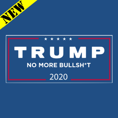 T-Shirt - No More Bullsh*t