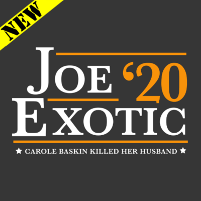 T-Shirt - Joe Exotic 2020