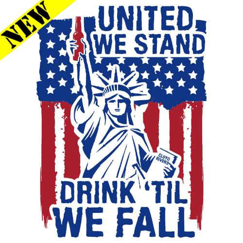 T-Shirt - United We Stand