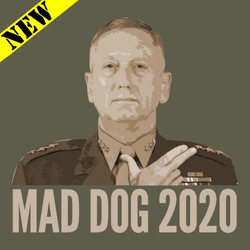 T-Shirt - MadDog 2020