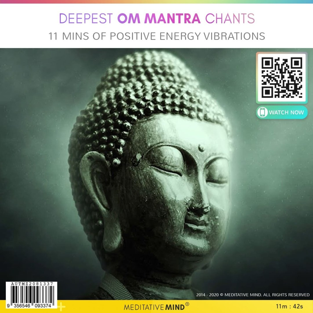 Deepest OM Mantra Chants - 11 Mins of Positive Energy Vibrations