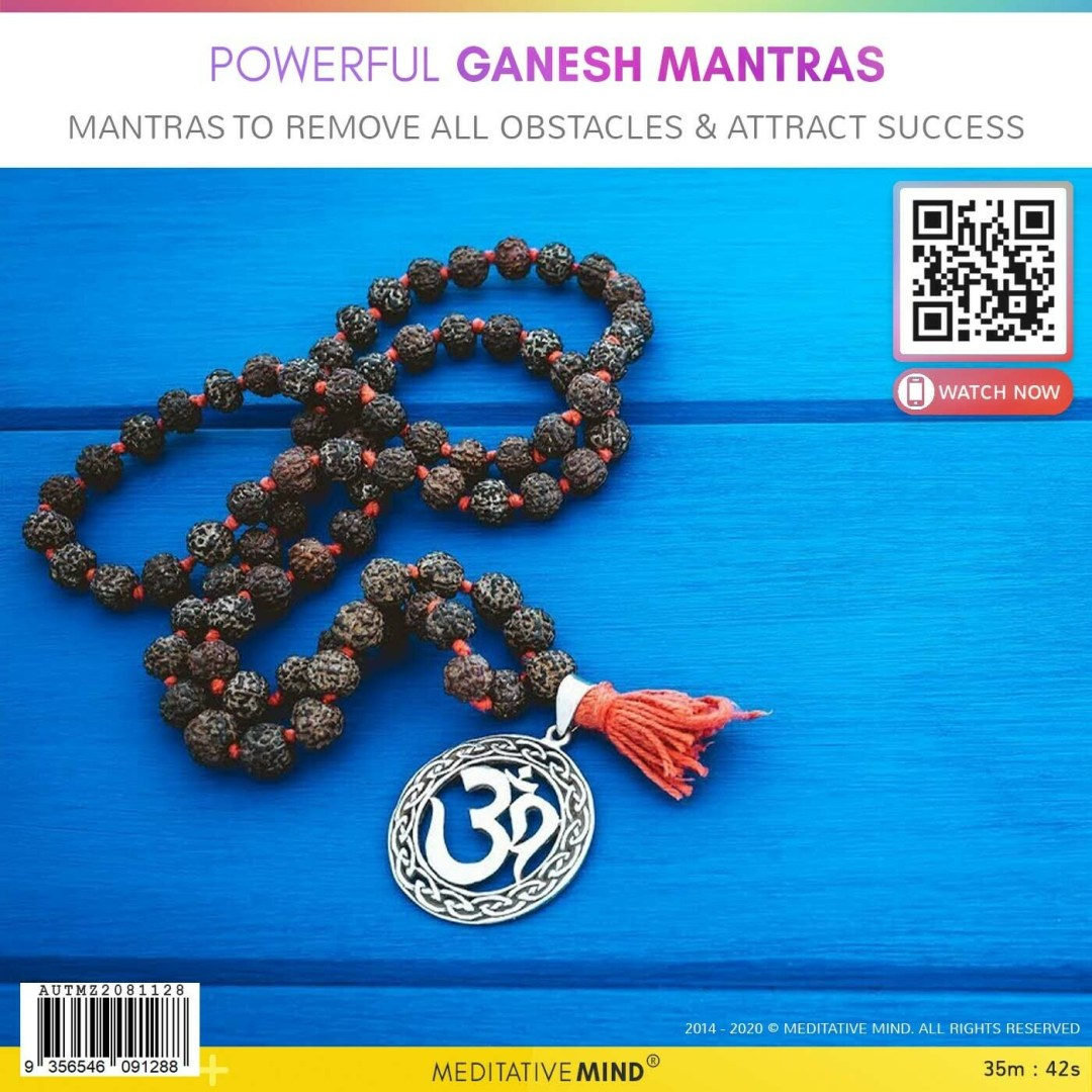 POWERFUL GANESH MANTRAS - Mantras To Remove All Obstacles & Attract Success