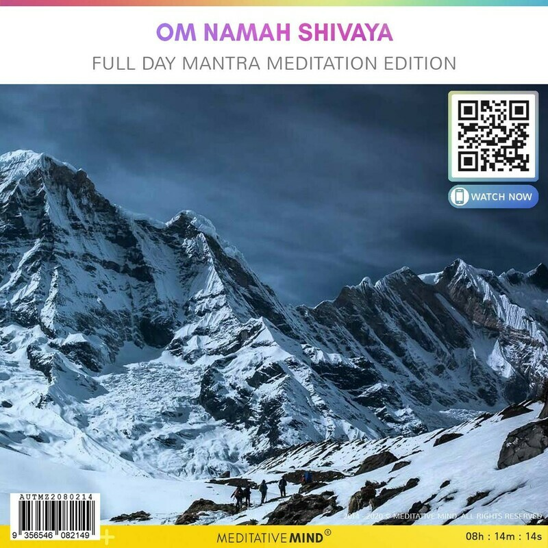 Om Namah Shivaya - Full Day Mantra Meditation Edition