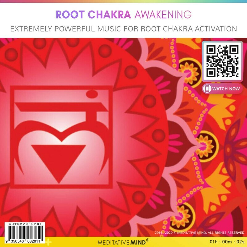 Root Chakra Awakening - Extremely Powerful Music for Root Chakra Activation