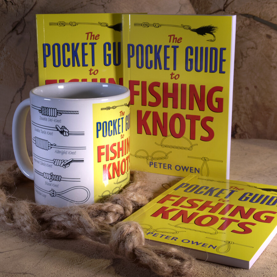 Father's Day - Fishing Knots Book & Mug