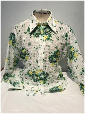Men's Burna Vintage 70's Long Sleeve