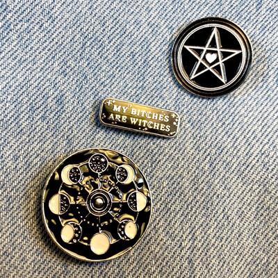 Basic Witching Pin Set