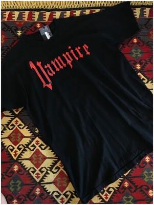 Vintage Vampire T-Shirt