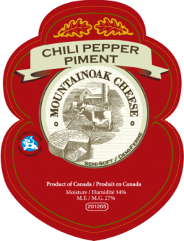 Cheese - Chili Pepper