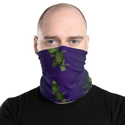 Gus the Garden Dragon Neck Gaiter