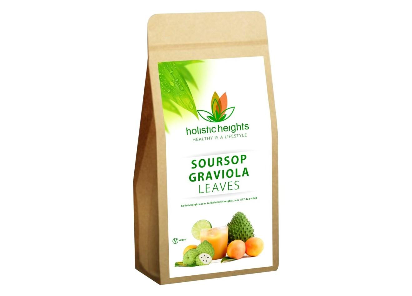 Soursop / Graviola Tea Leaves by Holistic Heights