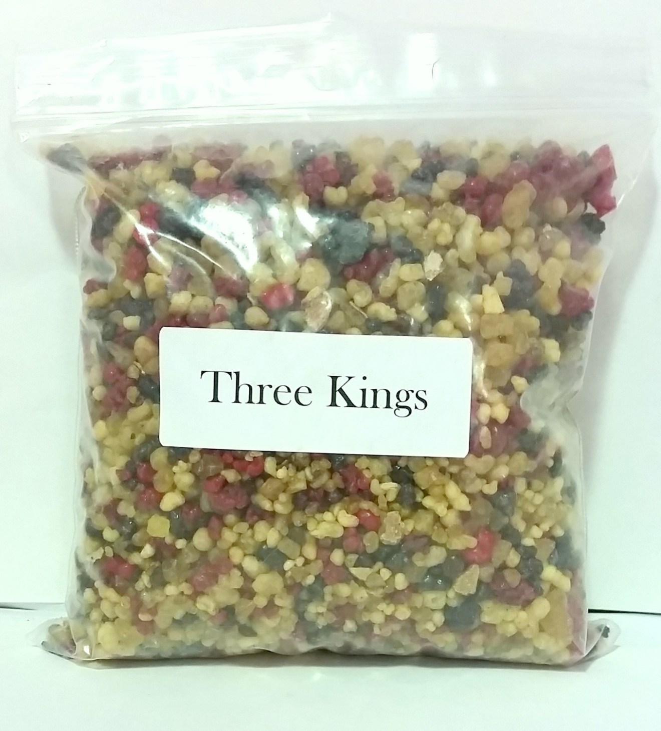 Three Kings Rock insense (Resin)