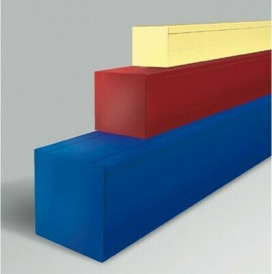 RUNWAY PLUS Carter de protection en coloris RAL, 40 x 40 cm