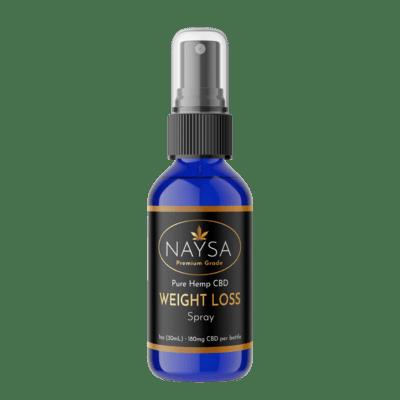 NAYSA Weight Loss spray 30 ml / 180 mg CBD