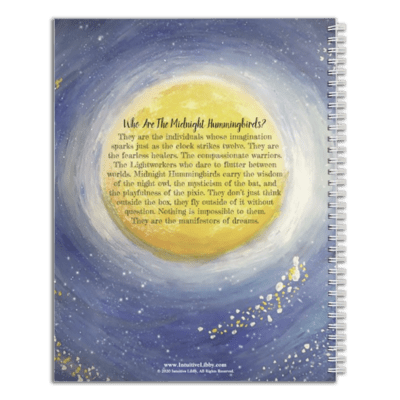 The Midnight Hummingbird Society Sketchbook