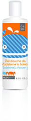 Madelaine la baleine gel douche 250ml