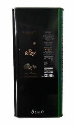 OLIO EVO LE ROSE - 5Lt