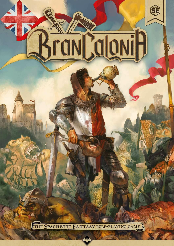 (PREORDER) Brancalonia - English Version