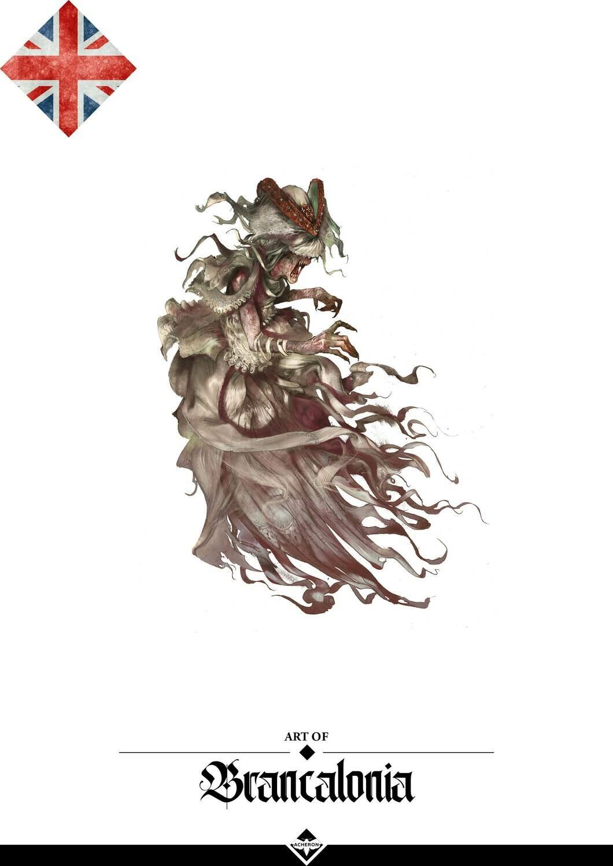 (PREORDER) Brancalonia - Artbook - English Version